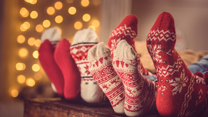 Three Tips for Healthy Holiday Feet