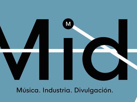 CHARLAS MID (Santa Cecilia Music): La Industria Musical más cerca que nunca.