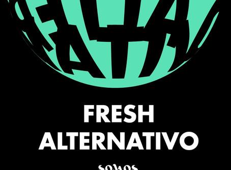 Conoce lxs artistas de nuestra nueva playlist semanal: Fresh Alternativo 🔥