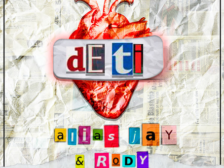 "Alias Jay & Rody presentan nuevo single ""De Ti""."