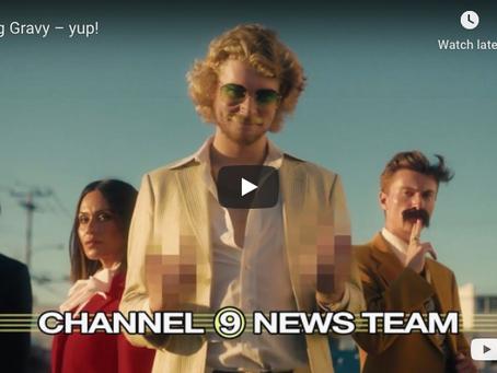 Te vas a partir de la risa con el nuevo vídeo de Yung Gravy; flow Anchorman.