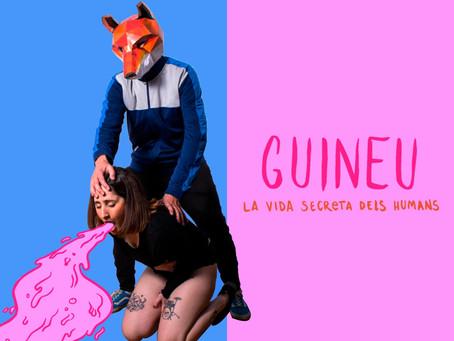 GUINEU - Pop zorruno, con rock y electrónica desde Barcelona