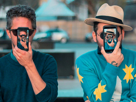 Música sin rostro en la era del selfie