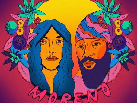 Natalé & Fidel Nadal estrenan nuevo single: Moreno | somosgrandes.org
