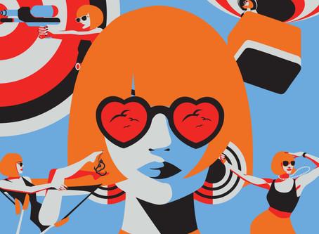 """Dare Summer: La encarnación de Elton John en mujer, nos presenta """"My Way""""."""