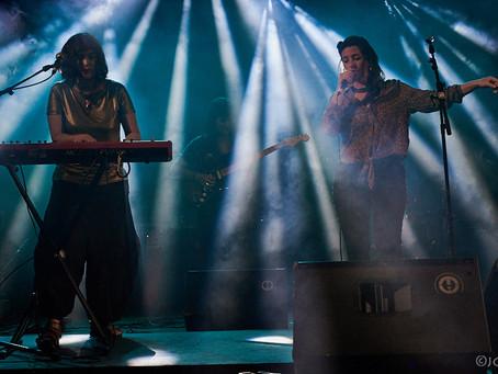 Regresan los conciertos en Madrid.