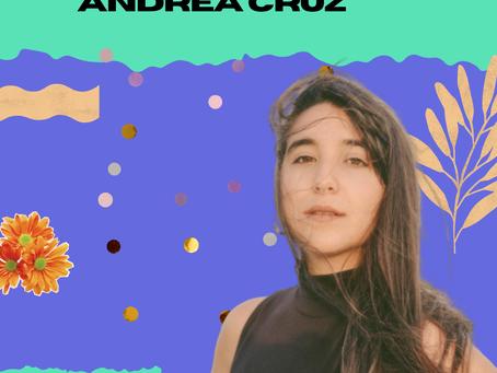 Entrevista con la puertorriqueña Andrea Cruz y su single 'Cuadrado no es'.