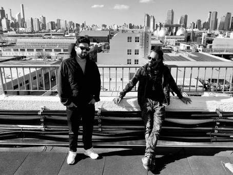 """Electro jazz y flamenco: Mobius & Bless presentan""""Camino"""" feat. Carmen Estevez (Brooklyn Gypsies)."""