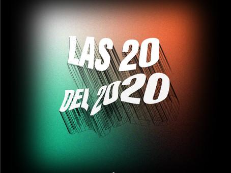 ¡Las 20 del 2020! Artistas que están dando cátedra en tiempos de pandemia.