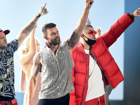 Tributo a Hector Lavoe en los Latin Grammys: Residente, Band Bunny & Ricky Martin