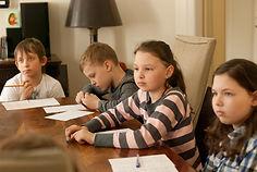 Занятия для детей, группа продленного дня