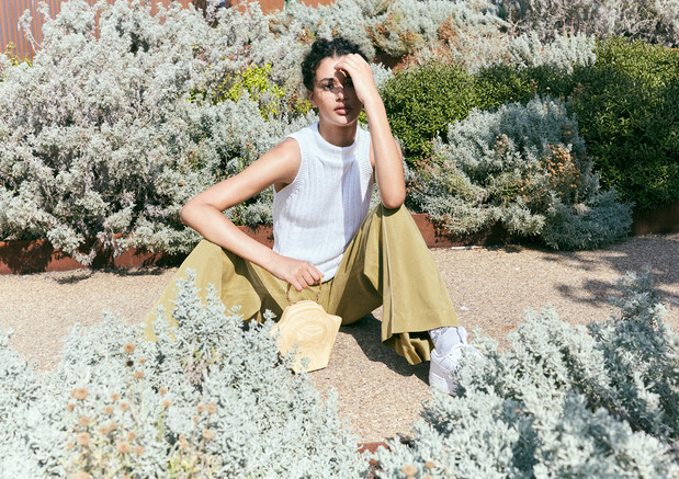 'SABRY MAROUF' FOR VOGUE.IT