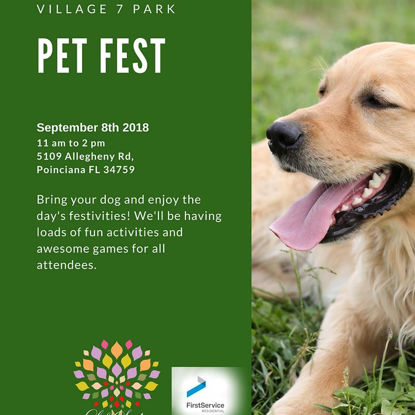 Poinciana Dog Park's Pest Fest!