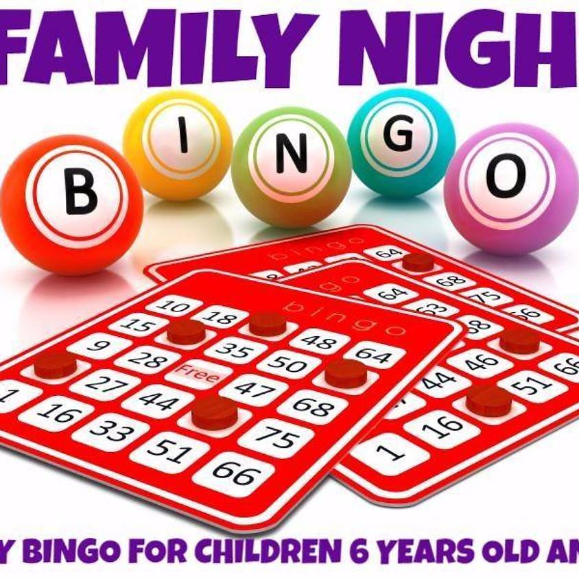 LifeStyles Family Bingo Night