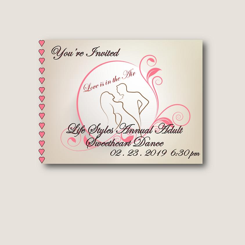 Adult Sweethearts Dance 2019