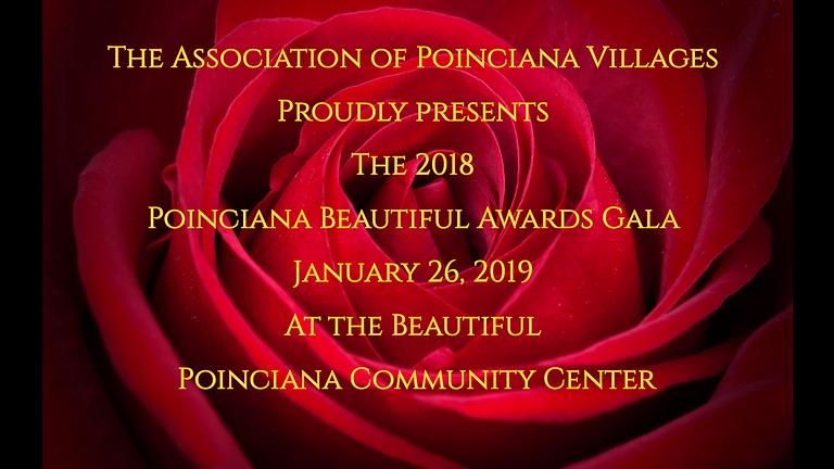 Poinciana Beautiful Awards Gala