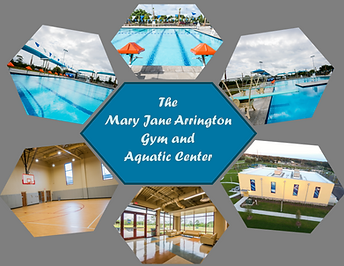 MARYJANE ARRINGTON GYM AND AQUATIC CENTE