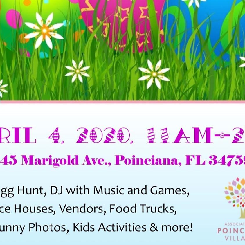 2020 Easter Egg Hunt and Springfest