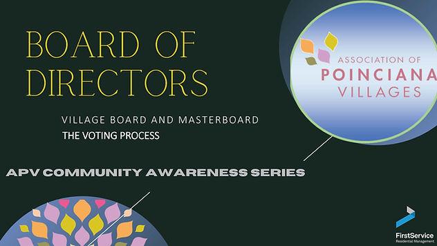 Board of Directors community awareness.jpg