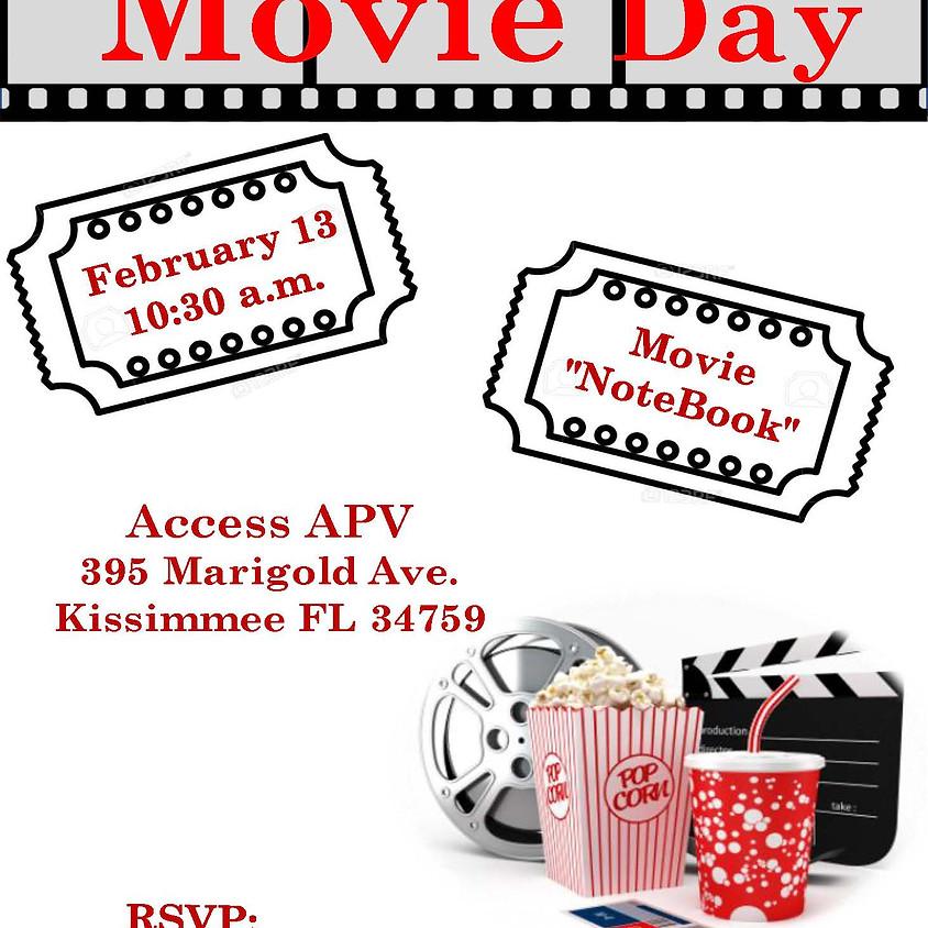 Access APV Movie Day