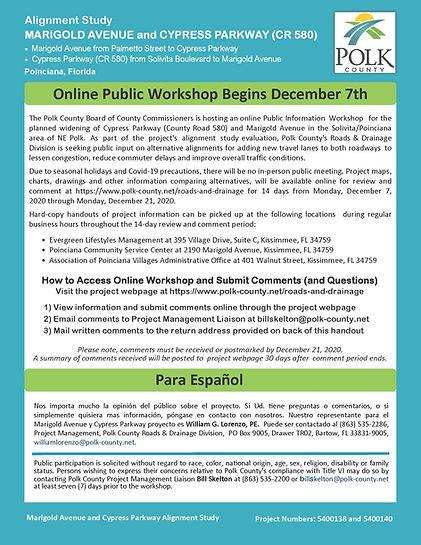 Marigold_Newsletter_Online Wkshp_ FINAL