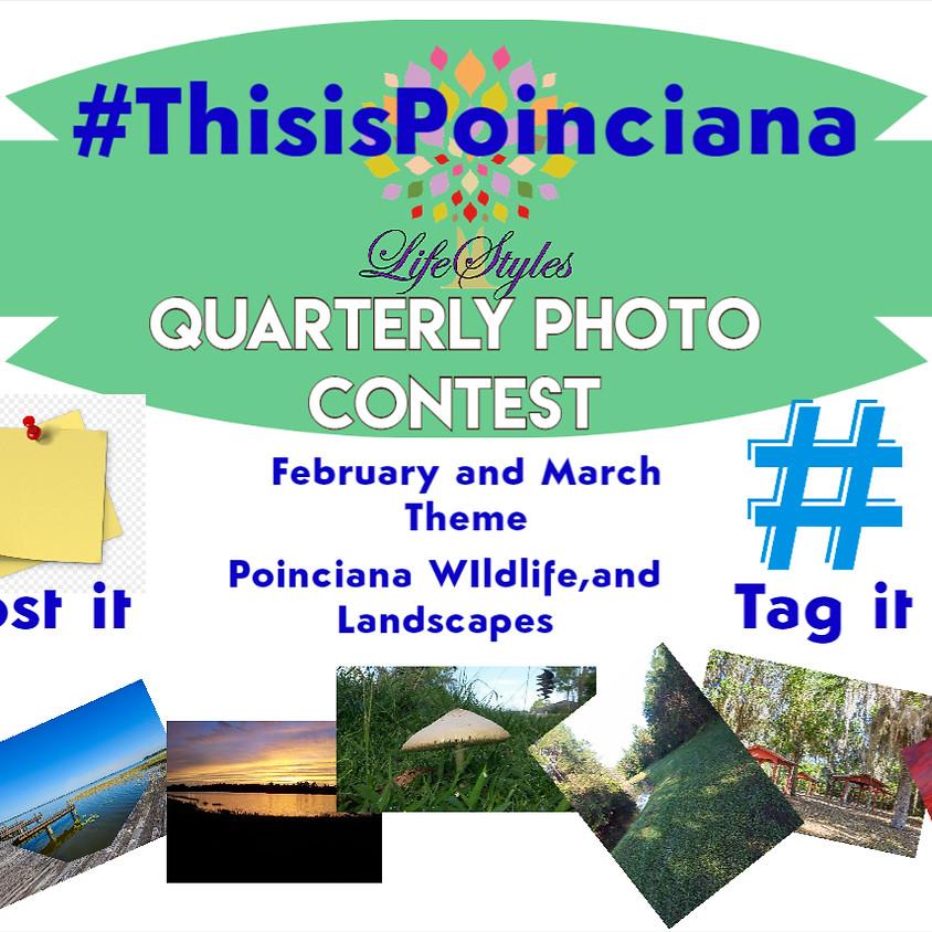 #thisispoinciana Photo Contest