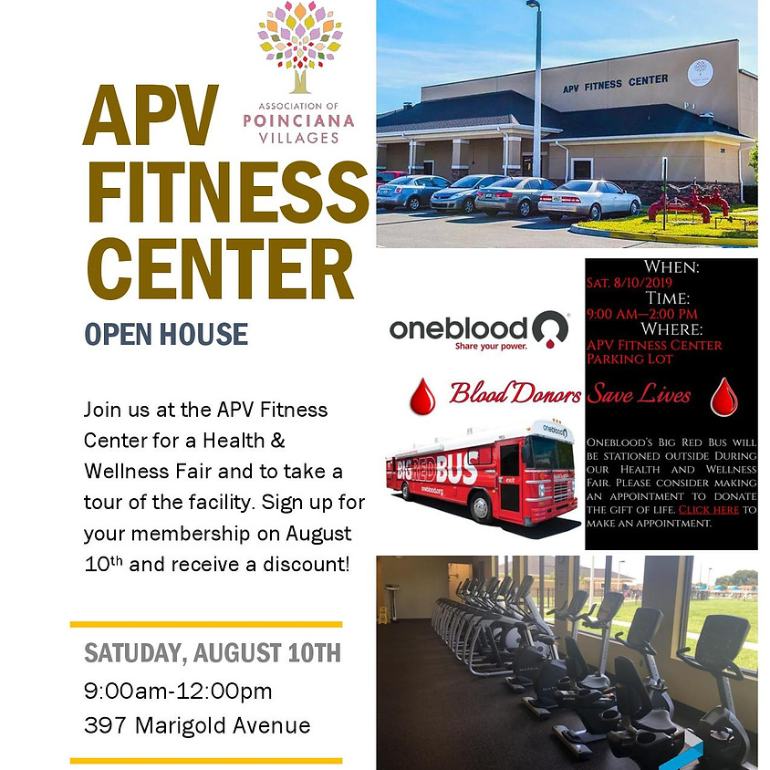 APV Health and Wellness Fair