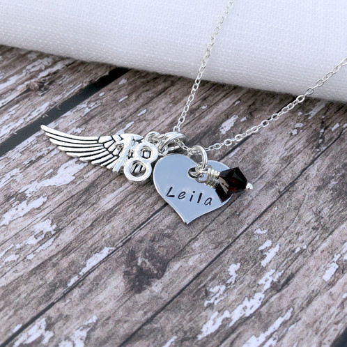 Personalised Necklace Gift For Girls Creative 21st Birthday Ideas Her