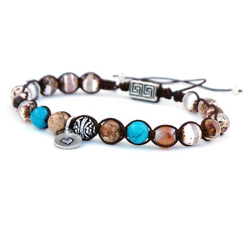 Handmade Shamballa Bracelet for Guys