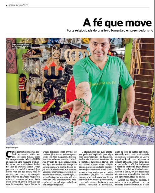Jornal de Negócios Sebrae