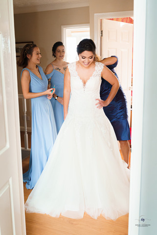 Brad Gommon Photography - Bridal Prep Bl