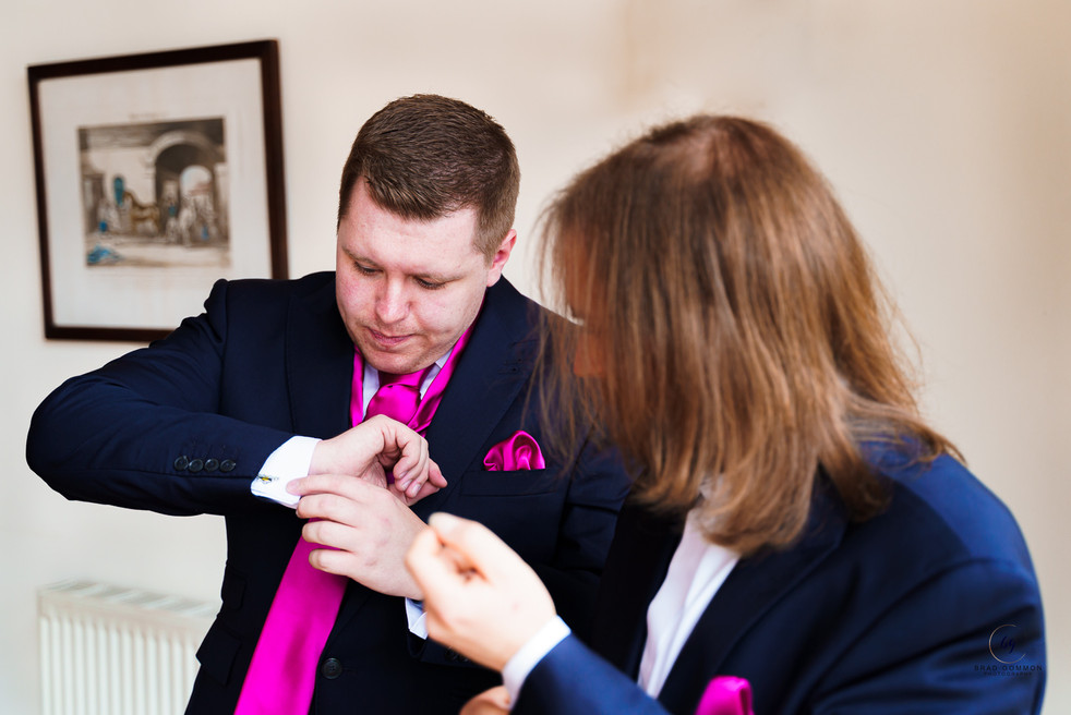 Brad Gommon Photography - Groom Prep-42.