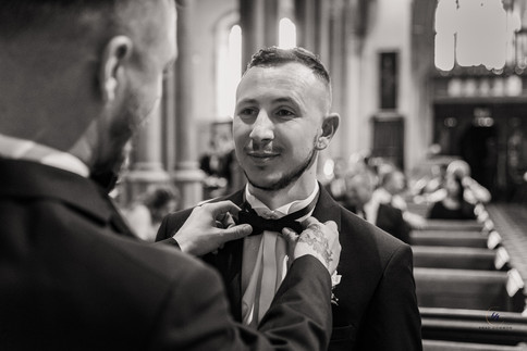 Brad Gommon Photography - Groom Prep-20.