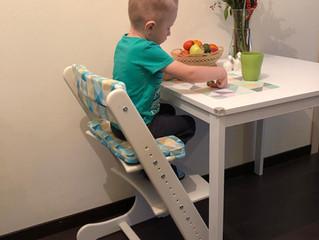 Детский регулируемый стул Конек-Горбунек - Отличный удобный стул