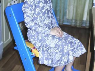 Выбор растущего стула для дошкольника