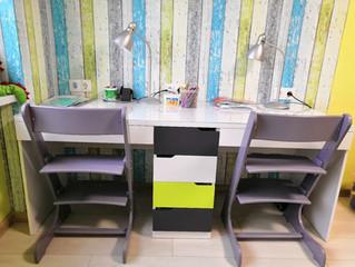 Растущий стул Конек Горбунек в детскую комнату!