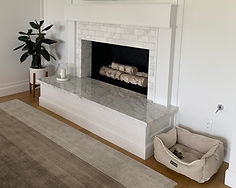 Tompkins Flooring Fireplace