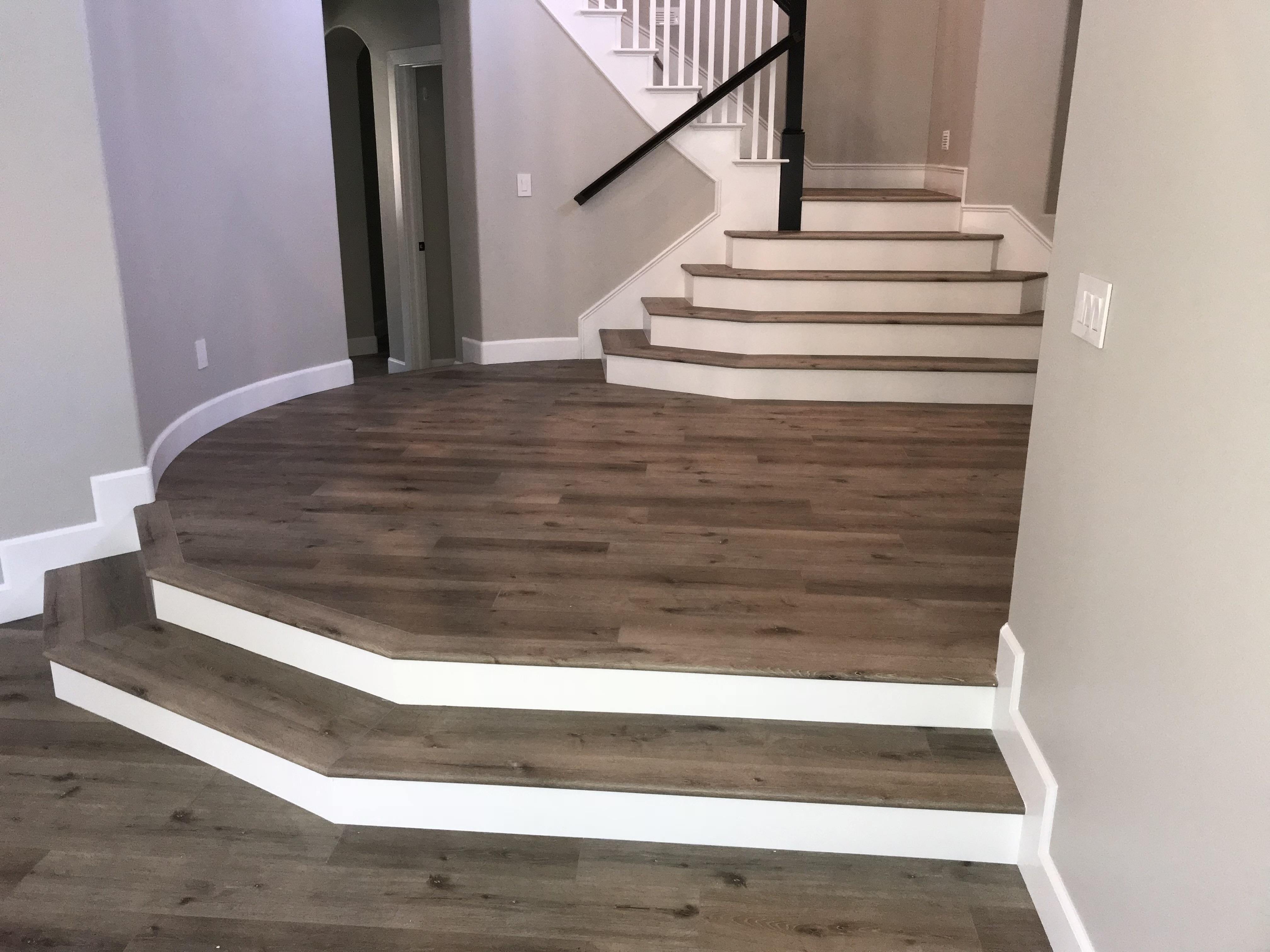 Tompkins Flooring Stairs