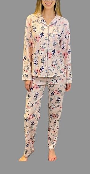 Pyjama doorknoop