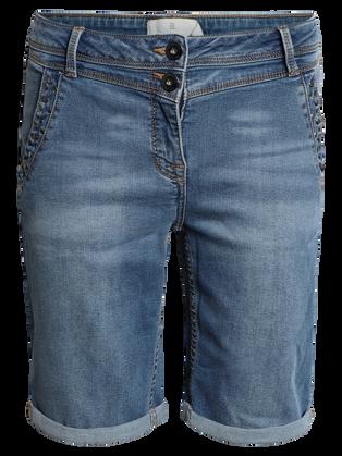 dames jeansshort