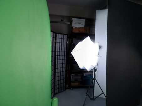 Tips for Photographing on a Green Screen!