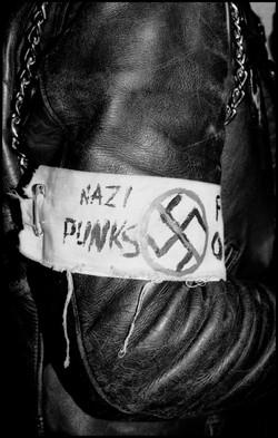 Nazi Punks Fuck Off