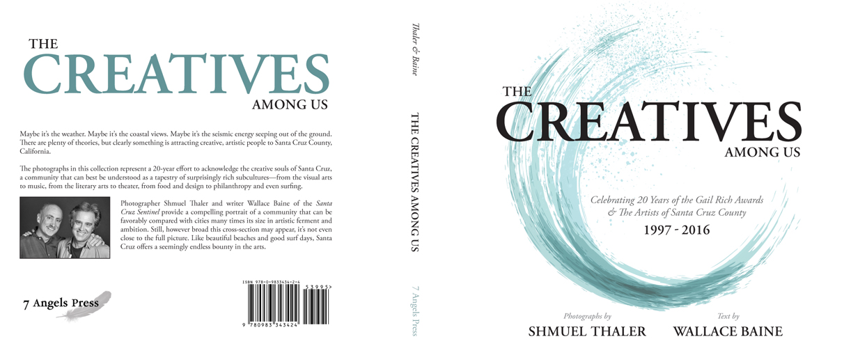 Book Jacket Design