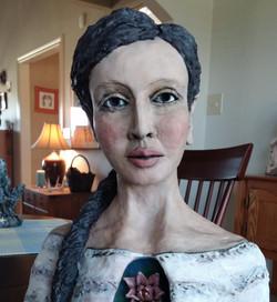 Paper Clay Sculpture