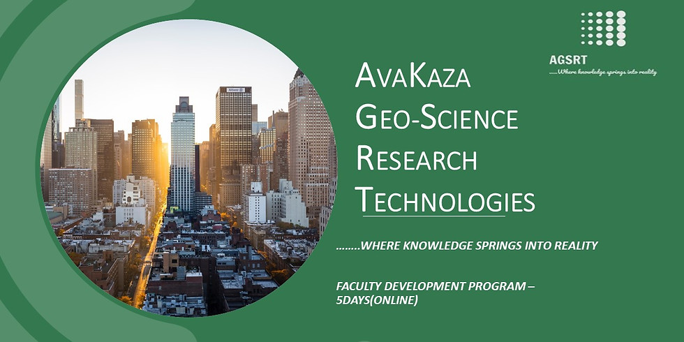 Faculty Development Program - GIS