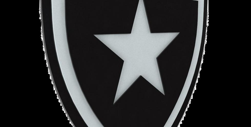 Quadro de Bar Laqueado - Time Botafogo - 40x40cm