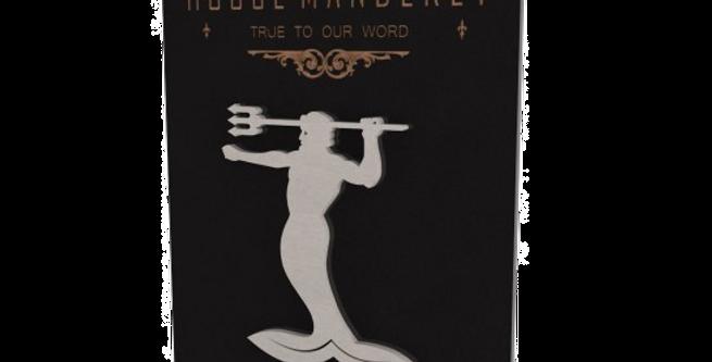 Quadro Game of Thrones Manderly - 40x25,80