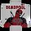 Thumbnail: Kit 3 Quadros Deadpool