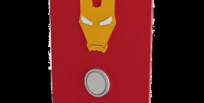 Quadro Decorativo Homem de Ferro - 40x27cm