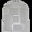 Thumbnail: Porta retrato gaiola 58x42cm